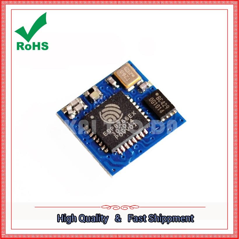 ESP8266 serial port WIFI industry milestone, model: ESP-09 module board