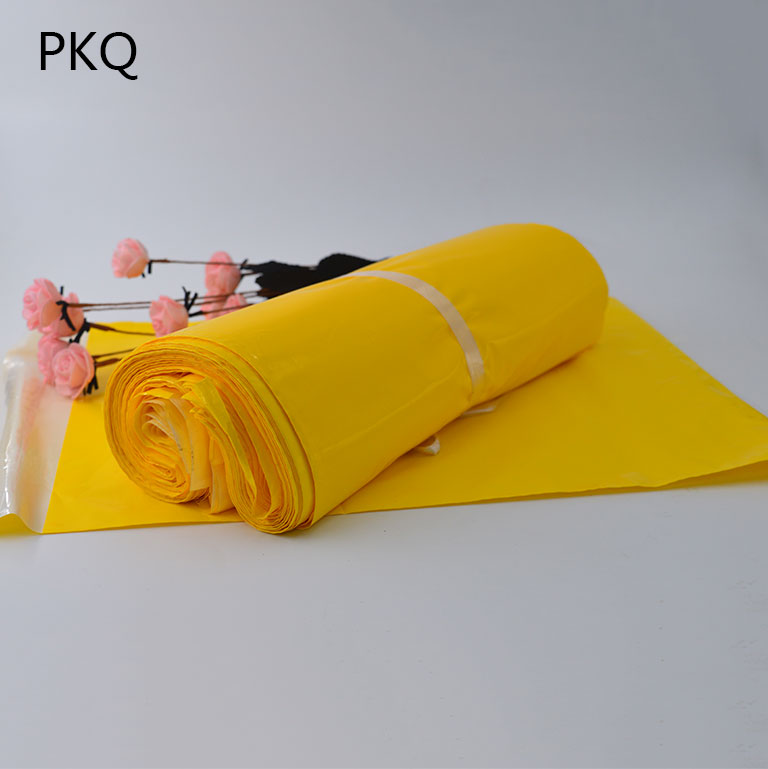Image 4 - 100pcs 17*30cm Usable Size 17*25cm Multi color Poly Bubble Mailers PE Plastic Padded Envelope Shipping Bags Mailing Bags-in Paper Envelopes from Office & School Supplies