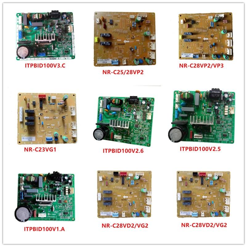 ITPBID100V3.C  NR-C25/28VP2  NR-C28VP2/VP3  NR-C23VG1  ITPBID100V2.6  ITPBID100V2.5  ITPBID100V1.A  NR-C28VD2/VG2 Used Good Work
