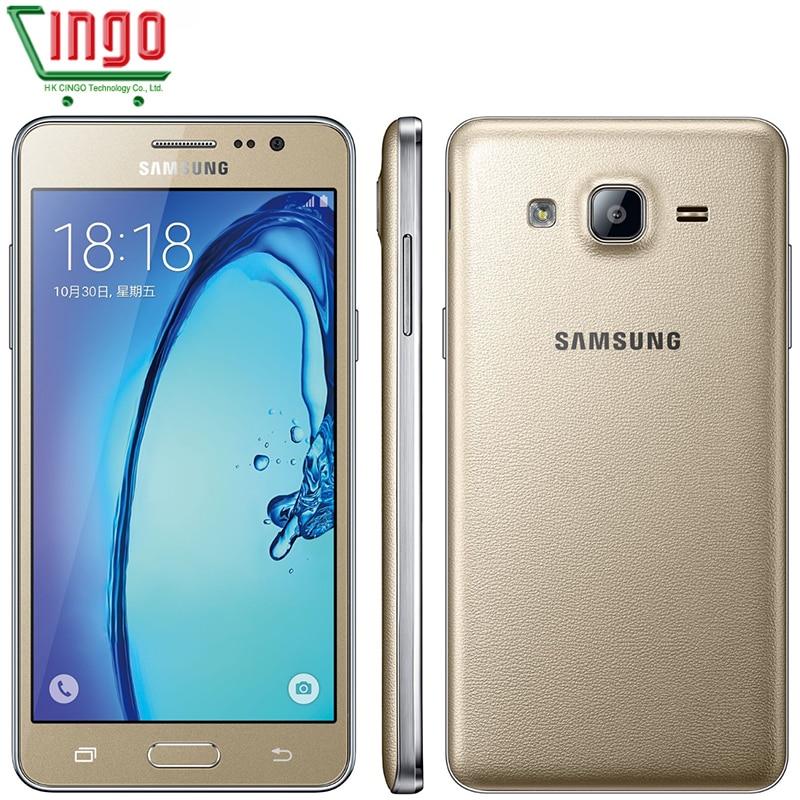 Original New Samsung Galaxy On5 G5500 Mobile Phone 5 0 8MP Quad Core 1280x720 Dual SIM