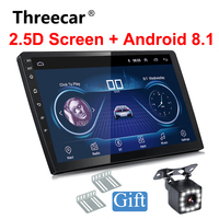 9/10 inch Android 2.5D Screen 2Din Car radio GPS Multimedia Autoradio Navigation Wifi Bluetooth 2 din android Car Radio