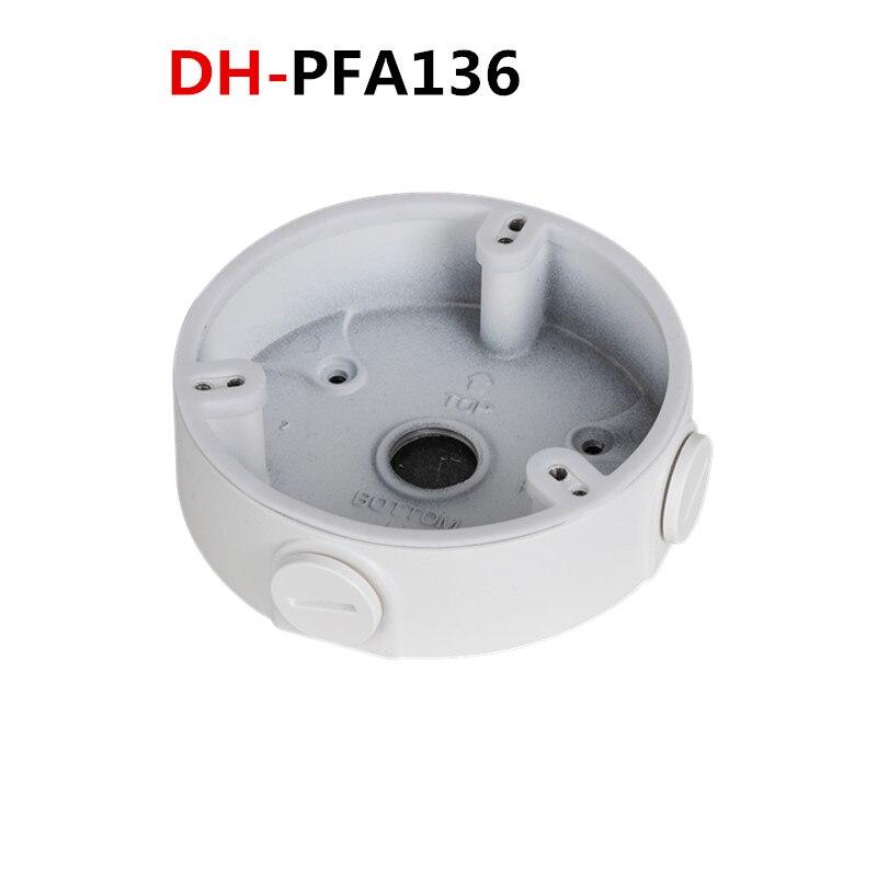 DH PFA136 Water-proof Junction Box IP Camera Brackets Mounts For IPC-HDW4433C-A IPC-HDW1431S IPC-HDBW1431E IPC-HDBW4831E-ASE