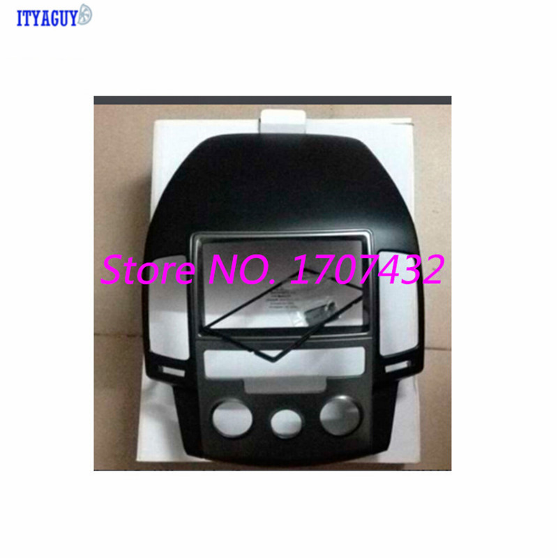 Fascia for Hyundai i-30 i30 face plate frame panel dash kit facia adapter bezel