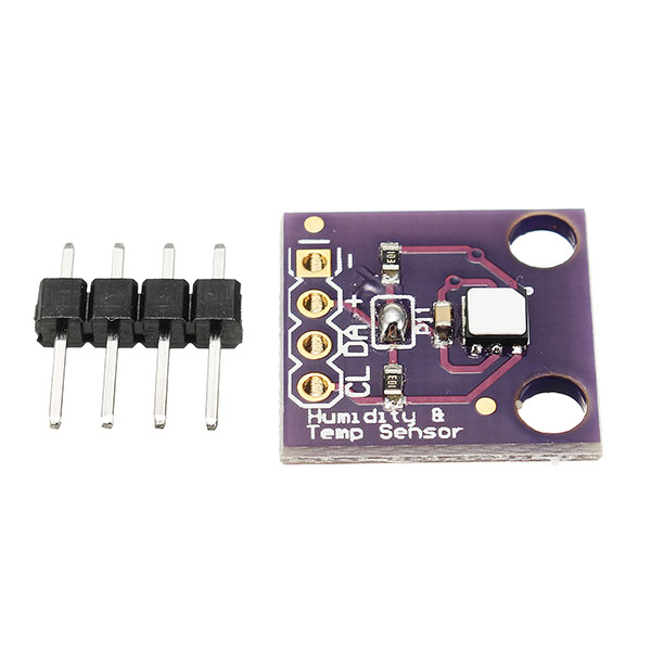 1PCS Si7021 Industrial High Precision Humidity Sensor With I2C Interface GY-213V-SI7021