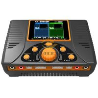 iCharger 406DUO 6S/40A/1400W Lilo/LiPo/Life/NiMH/NiCD DC Battery Charger For RC Car Helicopter