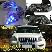 LED,2003~2009 prado day Light,prado fog light,Blue LED,prado headlight;corolla,camry,Hiace,sienna,yaris;cruiser daytime light