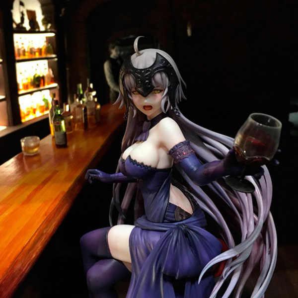 Destino grande pedido figura joana de arc bebida bar ressaca ver. Brinquedo sexy do modelo da figura do pvc 25cm