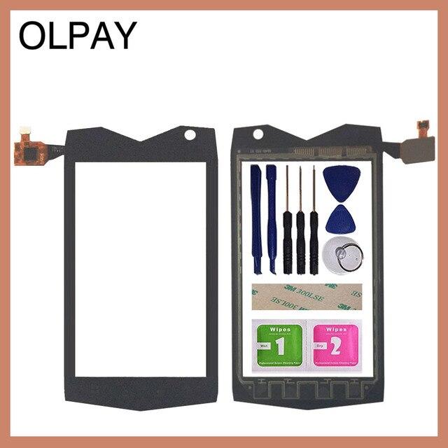 OLPAY 4.0'' Touch Screen Panel Digitizer Glass For Texet TM-4104 TM-4082 X-Driver TM-4104R TM-4082R TM 4104 R TM 4082 R