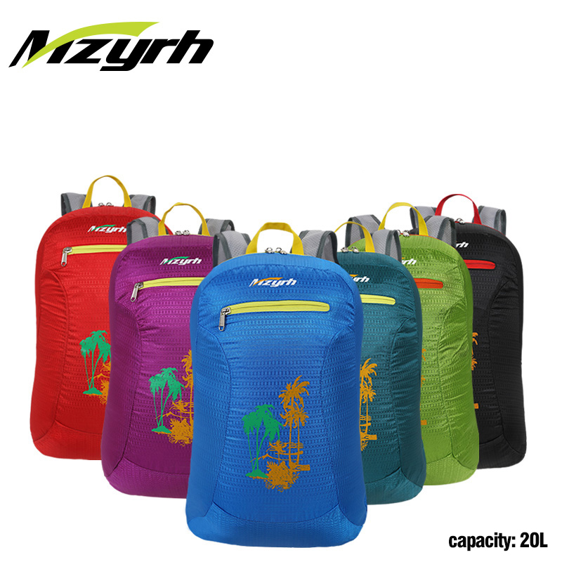 MZYRH Bicycle Cycling Backpack Mountaineering Bag 20L MTB Mountian Bike Folding bicycle Storage Bag Outdoor Sports BMX Parts