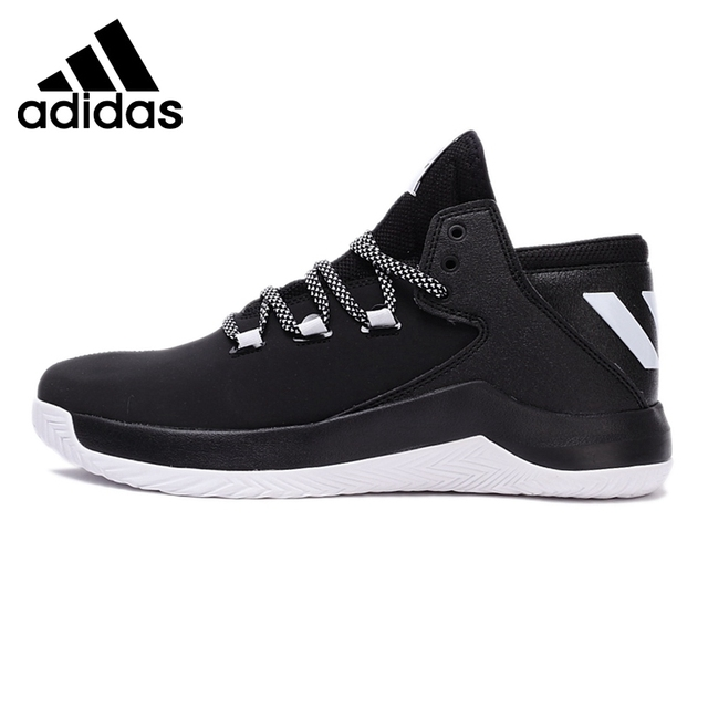 Original New Arrival 2017 Adidas Men's High top Basketball Shoes Sneakers