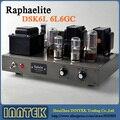 Raphaelite DSK6L 6L6GC amplificador Valvulado single-ended/Support KT66 EL34 6V6 Tubo