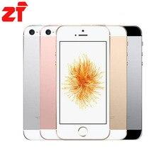 Оригинальный новый Apple iPhone SE (A1723) Сотовые Телефоны LTE 4.0 '2 GB RAM 16 ГБ ROM двухъядерный Отпечатков Пальцев мобильный Телефон