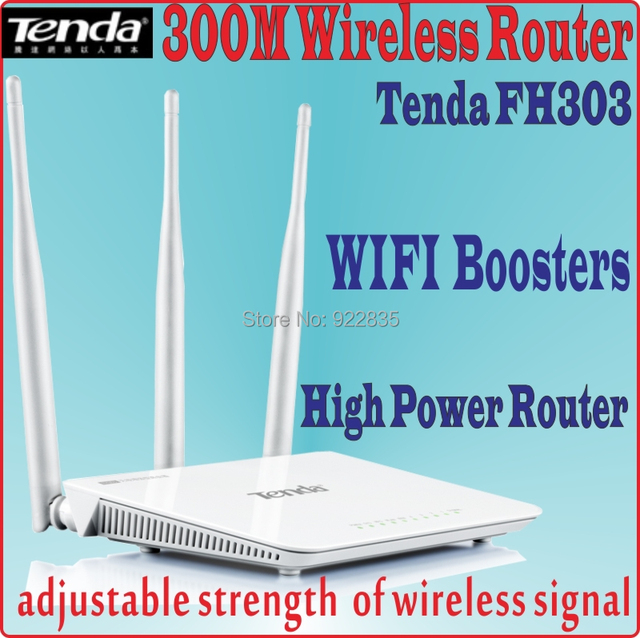 TENDA FH303 V2.0 ROUTER DRIVERS (2019)