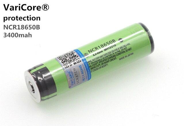 100 Nouveau D Assurance Originale Ncr18650b 3400 Mah 18650 Batterie