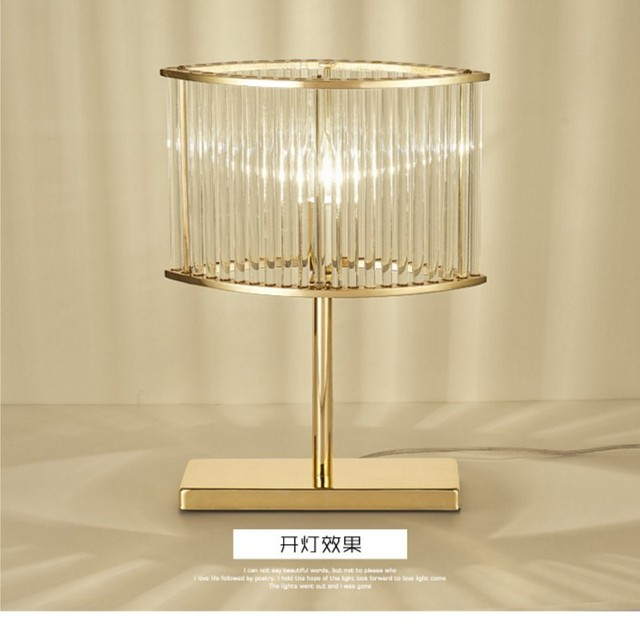 Elegant Designs Lt1025 Blk Modern Griotte Marble Table Lamp Black