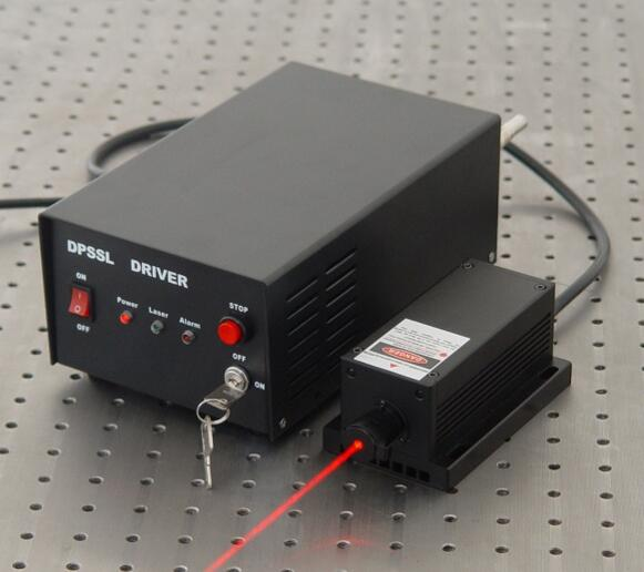 Good price CNI 100mW 660nm Laser Red DPSS