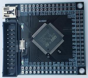 Image 3 - STM32H7 geliştirme kurulu STM32H743VIT6 H750VBT6 minimum sistem kartı çekirdek kurulu adaptör panosu