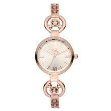 Disney brand rose gold Bracelet quartz watches for ladies Mickey mouse stainless steel woman clocks luxury diamond wristwatch