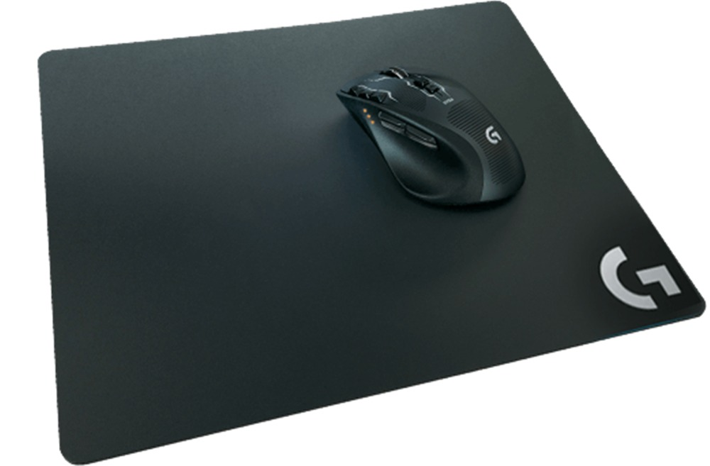 лучшая цена Logitech G440 Hard Gaming Mouse Pad for MOBA MMO RTS game