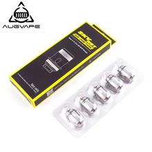 5pcs/bag Augvape Skynet Sub-Ohm Tank Mesh 0.15 ohm Coil Slendid Flavor and Affordable Electronic Cigarette Vape Coil цена