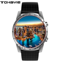 ToHayie KW99 Smart Watch Android 5 1 OS MTK6580 Bluetooth 4 0 Watch 2 0MP