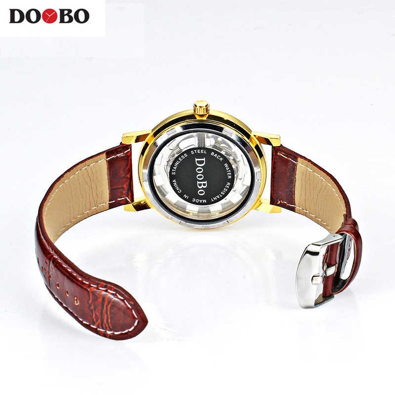 DOOBO наручные часы модные повседневные наручные часы для мужчин Топ бренд Роскошные мужские часы кварцевые часы для мужчин Hodinky Relogio masculino