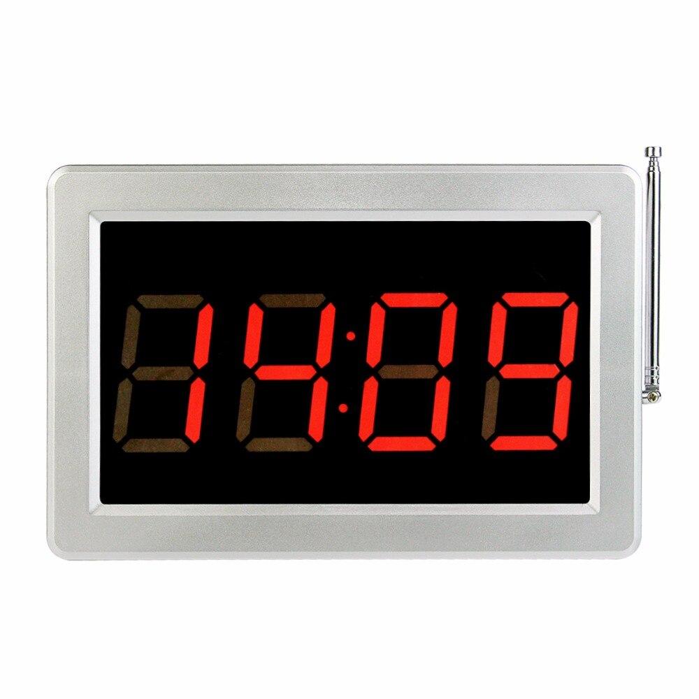 999 канала РФ сигнальное устройство для ресторана хоста получателя голосовой трансляции беспроводной вызова подкачки системы для чай магаз...