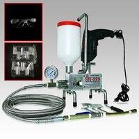 500 pcs 13X95mm packer prime Époxy Injection pompe à Mousse De Polyuréthane en acier tuyau jamais explosion de réparation du béton maison réparation des fissures