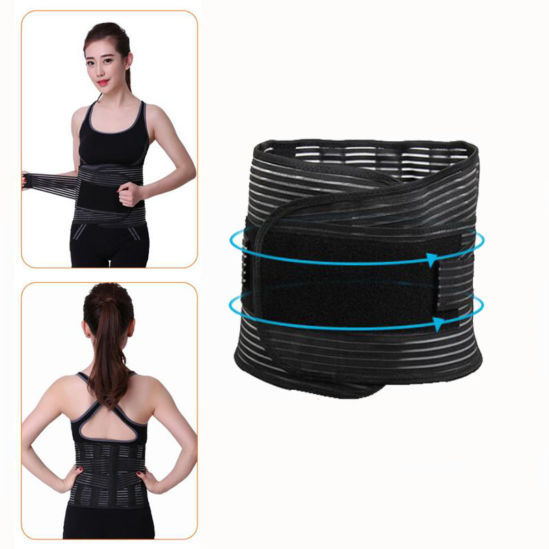 2019 New Professional Waist Support Training Corsets Fitness Belts Women Slimming Trainer Promote Sweat Bodysuit in Waist Support from Sports Entertainment