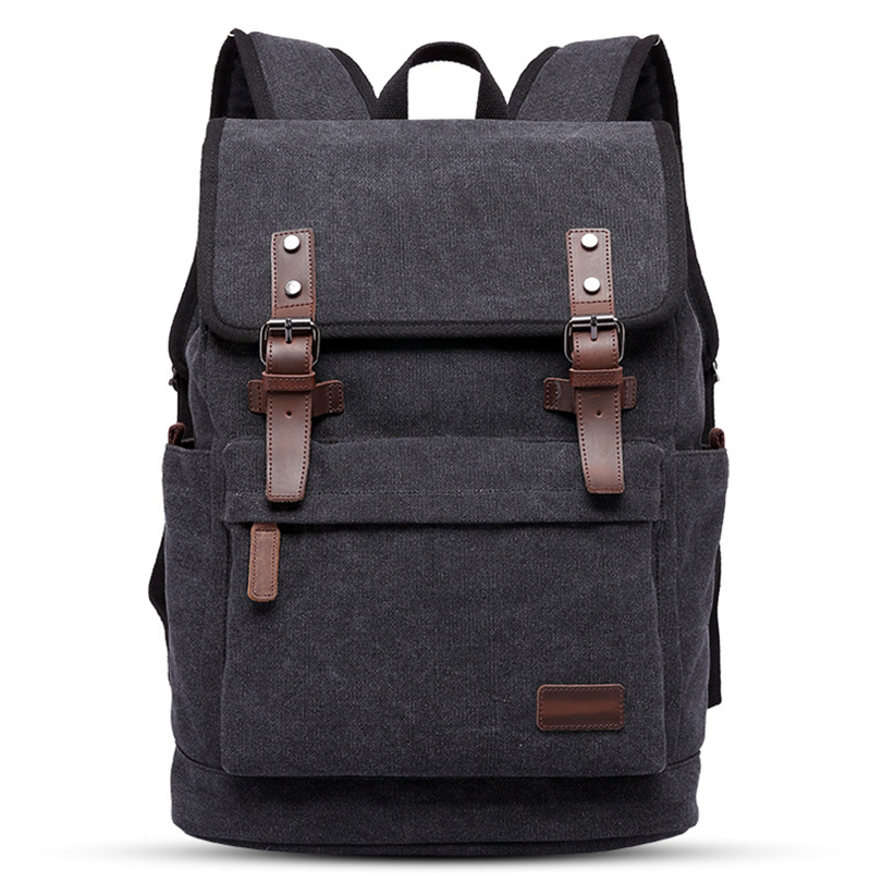 KAKA Fashion High Quality Notebook Rucksack Canvas Backpack School Bags Backpack  Waterproof Travel Backpack for Boys high quality anime preppy tokyo ghouls luminous printing canvas travel fashion backpack rucksack school bags for teenagers