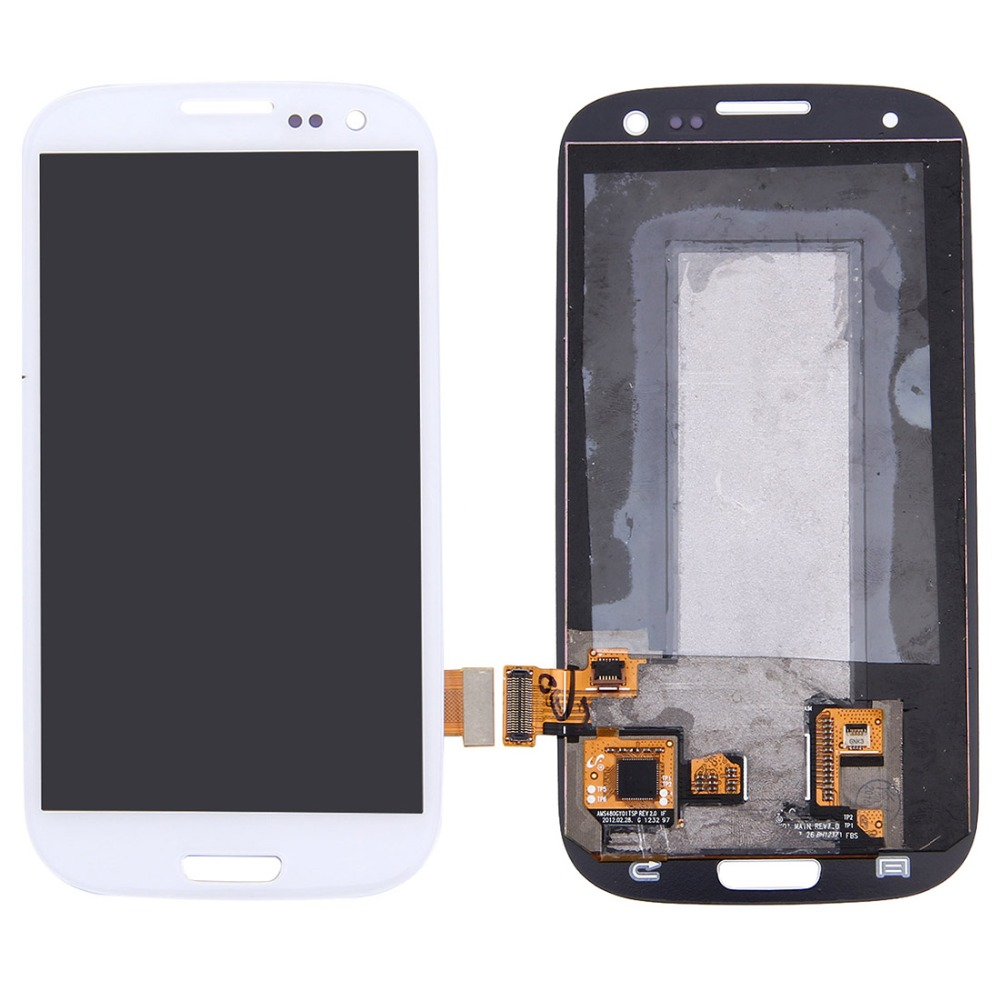Original LCD Display + Touch Panel for Galaxy SIII / i9300 Original LCD Display + Touch Panel for Galaxy SIII / i9300