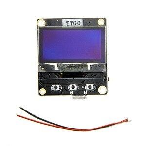 Image 5 - LILYGO®TTGO إلى ESP8266 OLED SH1106 1.3 بوصة محطة الطقس واي فاي وحدة النيزك