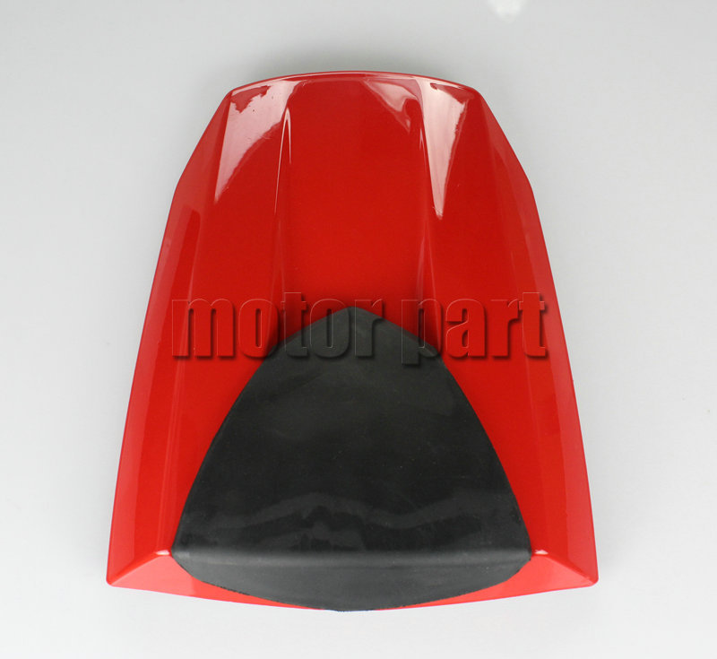 For 2013-2014 Honda CBR600RR CBR600 RR F5 Motorcycle Pillion Rear Seat Cover Cowl Red 13 14 for honda cbr500r 2013 2014 motorbike seat cover cbr 500 r brand new motorcycle orange fairing rear sear cowl cover