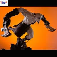 20 дюйм(ов) Новое поступление Бог войны Кратос выпад 1:4 Polaroid статуя фигурку коллекция настольные украшения G2636