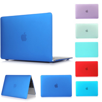 1PC Cool Frosted Surface Matte Hard Cover Case For Macbook Air 11 13 Pro 13 15