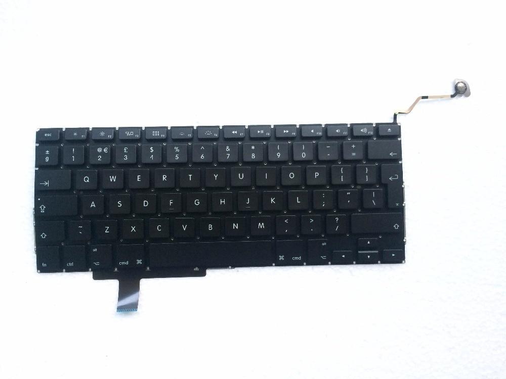 HoTecHon NEW A1297 UK Keyboard for font b MacBook b font Pro 17 Unibody 2009 2010
