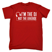 Im The DJ Not The Jukebox T-shirt