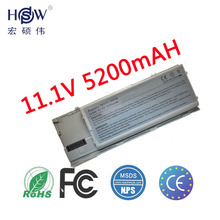 6cells notebook battery for DELL itude D620 D630 D631 D640 M2300 0TC030,0TD116,0TD117,0TD175,0TG226,0UD088,0UG260,HX345