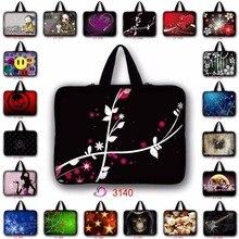 Personnaliser étanche laptop sleeve 15.6 poche sac 7 9.7 11.6 14.6 15.6 17.3 sacoche pour ordinateur portable sac pour la couverture macbook pro 13 LB-3140