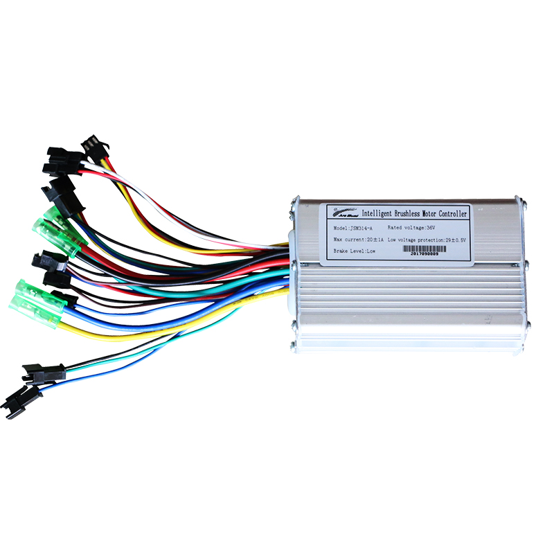 48V Bldc Electric Bike Controller 250W - 500W Sine Wave Brushless Motor Controller For Electric Bike Bicycle Accessories