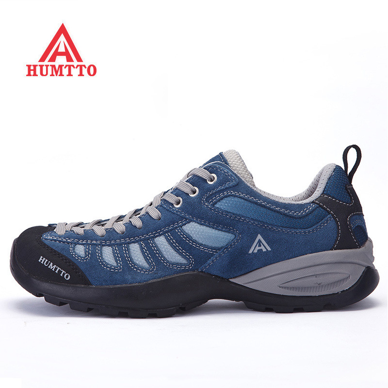 HUMTTO Outdoor Hiking Shoes For Men Camping Trekking Women's Sneakers 2017 Breathable Waterproof Lovers Sport Shoes Woman Brand bolangdi 2017 new anti slip outdoor men hiking shoes high quality trekking camping shoes breathable lace up brand sport sneakers
