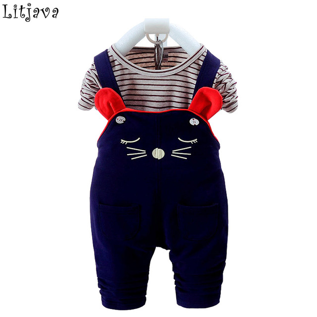0a699df16de8 Photography Baby Boys Girls 2 Piece Sets Fall 2018 Flying Bear Infant Long  Sleeve T-