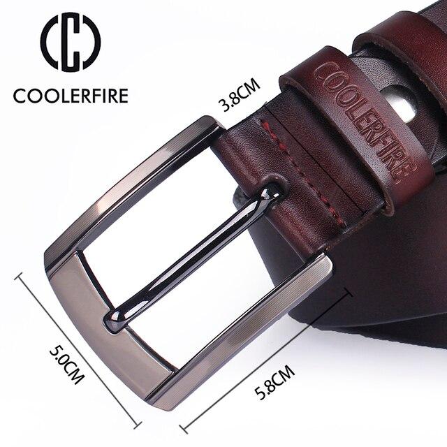 Luxury Genuine Leather Belt 3