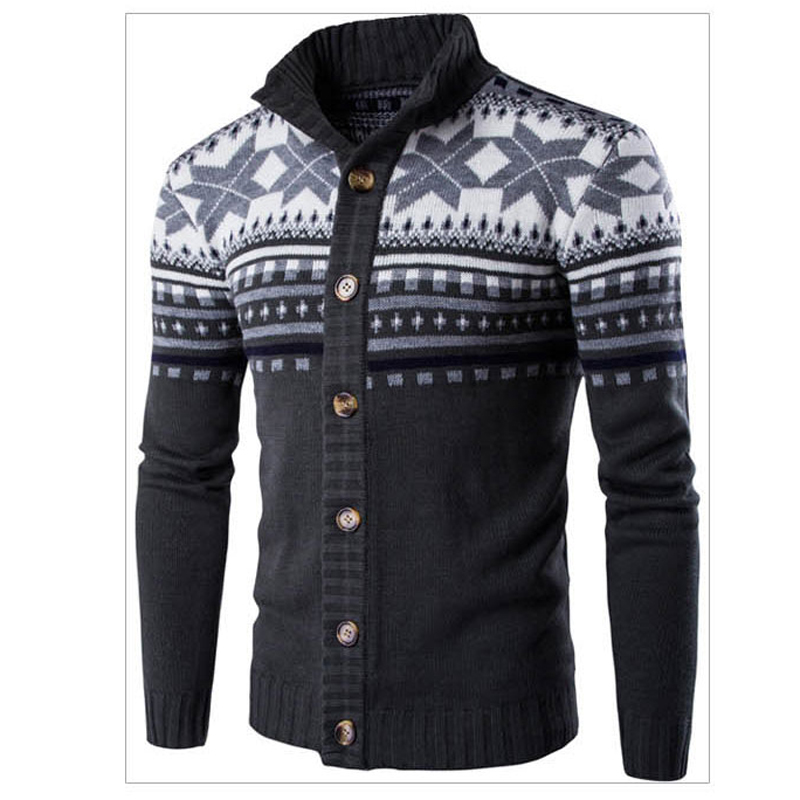 2019 New Brand Men Sweater Underwear Winter Casual Knitted Sweaters For Man Korean Pullover Men Cashmere Sweater Outerwear B122