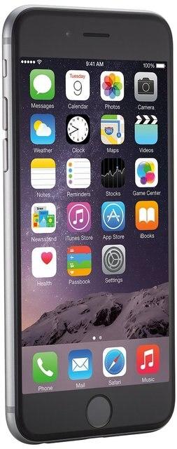 Оригинальный Разблокирована Apple iPhone 6 Сотовые Телефоны 4.7 ''дюймовый IPS 1 ГБ ОПЕРАТИВНОЙ ПАМЯТИ 16/64/128 ГБ ROM GSM WCDMA LTE iPhone6 бывших в Употреблении Мобильных телефон