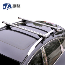 Rail car roof luggage rack luggage rack crossbars for Toyota HIGHLANDER PRADO RAV4 LANDCRUISER