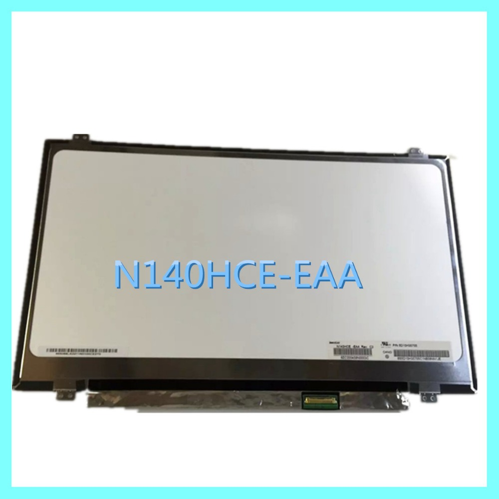NEW 14 Laptop IPS Screen N140HCE-EAA 1920*1080 FHD EDP 30PIN