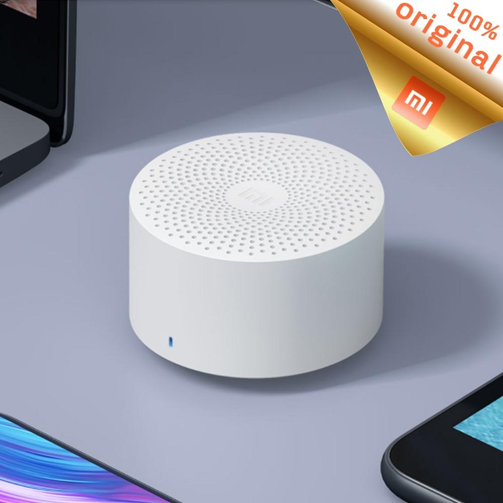 Ausdauernd Original Xiaomi Bluetooth Lautsprecher Ai Control Drahtlose Tragbare Mini Bluetooth Lautsprecher Stereo Bass Mit Mic Hd Qualität Anruf Seien Sie In Geldangelegenheiten Schlau Lautsprecher Tragbare Lautsprecher