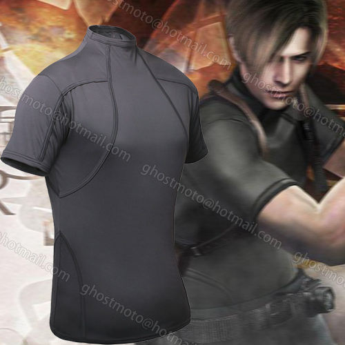 Free Shipping High Quality Resident Evil 4 Biohazard Leon Kennedy