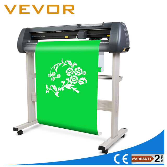Vinyl Cutter Software >> Us 268 83 6 Off 34 Vinyl Cutter Sign Cutting Plotter W Artcut Software Design Cut With Stand Blade Cd In Tool Parts From Tools On Aliexpress Com